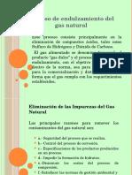 Exponer Proceso de Endulzamiento Del Gas Natural