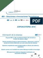 Ibs Soluciones Tecnológicas Expoacotepac