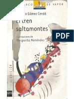 El Tren Saltamontes - Alfredo Go_mez Cerda