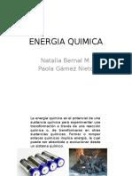 Energia Quimica Materiales