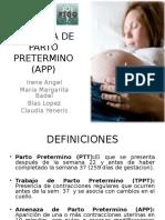 amenazadepartopreterminoapp1-110622094307-phpapp02