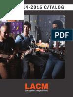 2014 2015 Student Catalog Web Version