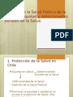 Desafíos en La Salud Pública de La Reforma SALUD PUBLICA