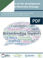 Varadkar Launches Ireland's First National Maternity Strategy November 21st 2016