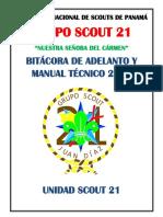BITÁCORA DE ADELANTO  - UNIDAD SCOUT 2013-R4.pdf