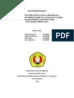 Pdrb Kota Semarang