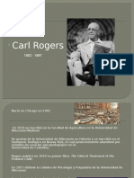Power point sobre Carl Rogers