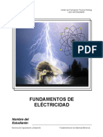 Fundamentos de electricidad caterpillar