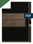 A Key to First English Grammar - Bain