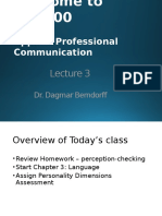 APC 100 167 Lecture 3 PD Assess & Chapter 3posted
