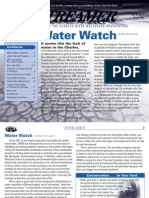 Spring 2002 Streamer Newsletter, Charles River Watershed Association