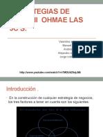 Estrategias de Kenichi Ohmae Las 3c's