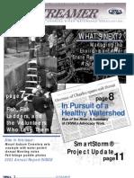 Winter 2003 Streamer Newsletter, Charles River Watershed Association