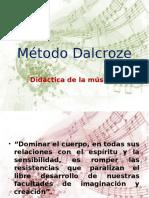 Método Dalcroze
