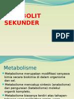 04 Metabolit Sekunder 1