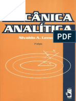 Mecânica Analítica NIVALDO LEMOS PDF