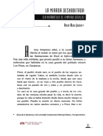 La narrativa de Amparo Dávila La Mirada Deshabitada No 12