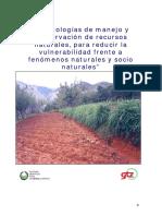 Tecnologias Manejo Conservacion Recursos Naturales1