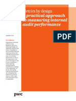 Internal Audit Performance Metrics