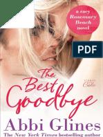 13 the Best Goodbye