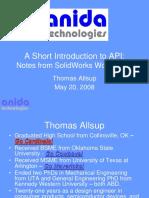 A Short Introduction to API.pdf