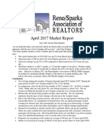 Reno Sparks Market Report April 2017