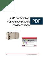 Crear Un Nuevo Proyecto Con Plc Compactlogix
