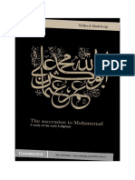299665768 the Succession to Muhammad Wilferd Madelung PDF