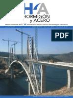 Hormigón y Acero Volumen 63 n°264
