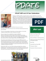 Spring 2008 Mallee Update Newsletter, Murray Mallee Local Action Planning