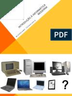 Introdução a Informática Moderna