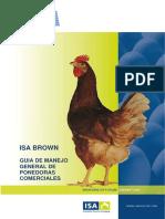 Guia de Manejo General de Ponedoras Comerciales ISA Brown