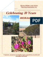 2007-2008 Annual Report Murray Mallee Local Action Planning