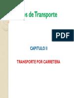 Capitulo II Transporte Por Carretera