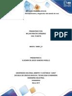 Unidad 1. Paso 2. Reconocimiento y Diagnóstico Del Estudio
