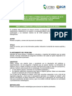 Anexo 3. Formato-propuesta