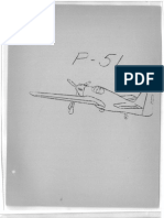 Early P-51 Flight Manual