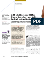 ACE I and ARB PURLs