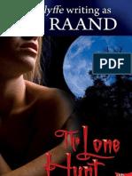 Midnight Hunters 4 - The Lone Hunt - Radclyffe