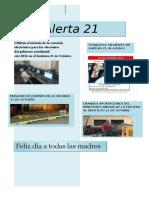 Periodico Angie Morazan