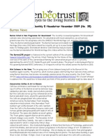 Nov 2009 Burrenbeo Trust Newsletter