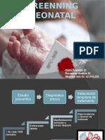 Screenning Neonatal
