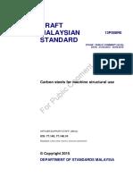 Malaysia Standart Incoming