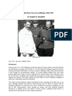 The Stalin-Beria Terror in Abkhazia, 1936-1953, by Stephen D. Shenfield