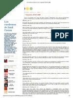 Los Cuadernos de Emil Cioran_ Fragmentos Del 841 Al 860