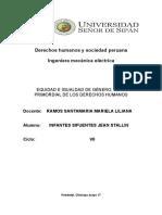 Derechos Humanos y Sociedad Peruana 1