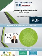 ClustersycompetenciasPorter