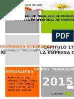 Capitulo 17 - Relaciones de la empresa con el sindicato.docx