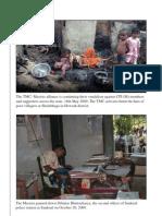 TMC- Mavoist Brutality in West Bengal ( പശ്ചിമ ബംഗാളിലെ തൃണമൂല്-മാവോയിസ്റ്റ് ഭീകരതകള്)