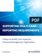 FCM White Paper Supporting Multi-GAAP Reporting Requirements With HFM